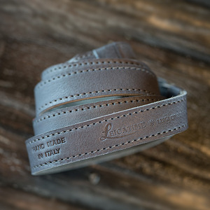 [Luigi's] Neck Strap Tazio (no Pad) Grey