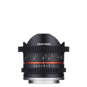 SAMYANG Cine 8mm T3.1 UMC Fish-eye (II)