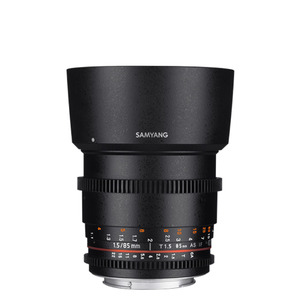 SAMYANG Cine 85mm T1.5 VDSLR AS IF UMC (II)