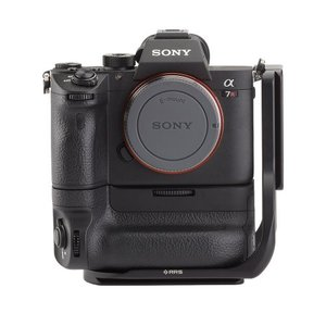 [RRS] BVGC3EM-L Plate for Sony Alpha A7 III / A7R III (L-Plate / Battery grip)