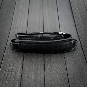[Luigi's] Neck Strap Hassel 500 (with Pad) Black