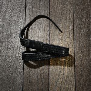 [Luigi's] Hand strap Tiny Tail Black