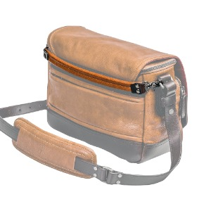 [WOTANCRAFT] Leather Grab Handle  for RYKER - Brown S,M