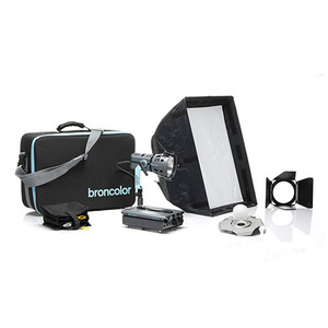Broncolor HMI F200 Starter Kit(41.111.00)