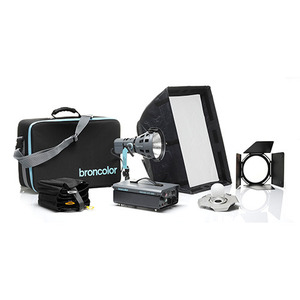 Broncolor HMI F400 Starter Kit(41.112.00)