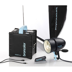 Broncolor Move 1200 L Outdoor kit 1(31.026.00)